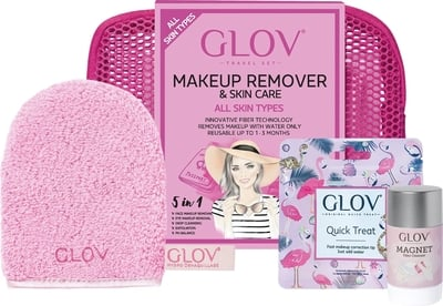 GLOV Travel Set All Skin Types - 1 Set