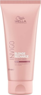Blonde Recharge - Color Refreshing Conditioner Warm Blonde