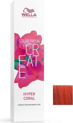 Wella Color Fresh Create - Hyper Coral
