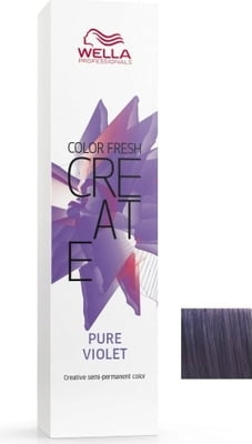 Wella Color Fresh Create - Pure Violet