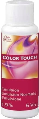 Wella Color Touch Emulsion - 60 ml