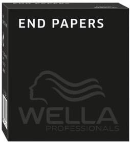 Wella End Papers