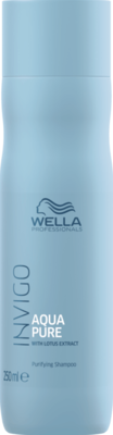 Wella Invigo Aqua Pure Purifying Shampoo - 250 ml