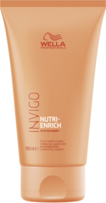 Wella Invigo Frizz Control Cream (Leave-in) - 150 ml