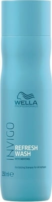 Wella Invigo Refresh Wash revitalizing Shampoo