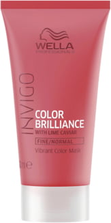 Wella Invigo Vibrant Color Mask Fine/normal - 30 ml