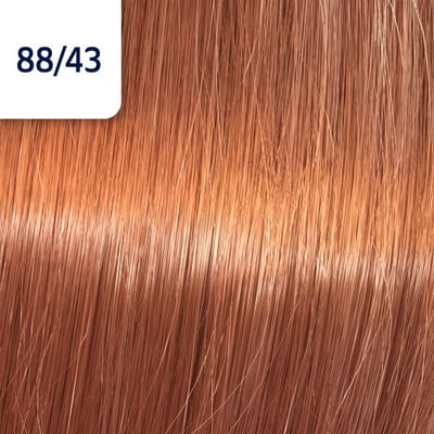Wella Koleston Perfect Me+ Vibrant Reds - 88/43 hellblond intensiv rot-gold
