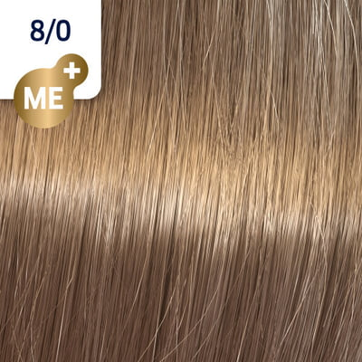 Wella Koleston Perfect Me+ Pure Naturals - 8/0 svetlo blond