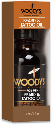 Woody´s Bard & Tattoo Oil