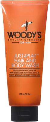 Woody´s Just 4 Play Body Wash - 296 ml