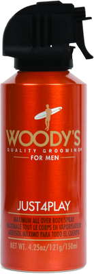 Woody´s Just 4 Play Deospray - 150 ml