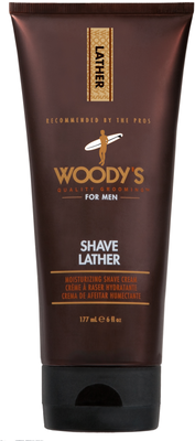 Woody´s Shave Lather - 177 ml