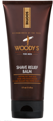 Woody´s Shave Relief Balm - 177 ml