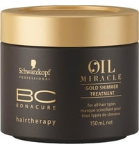 Bonacure Oil Miracle Gold Shimmer Treatment