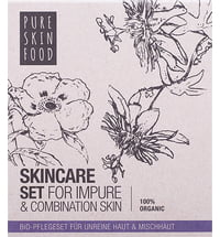 Organic Skincare Set for Impure & Combination Skin