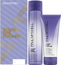 Paul Mitchell Holiday Platinum Blonde Duo
