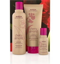 Aveda Cherry Almond Hair & Body Softening Trio