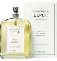Depot No.407 Restoring Aftershave