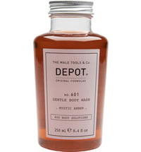 Depot No.601 GENTLE BODY WASH mystic amber