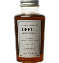 Depot No .601 GENTLE BODY WASH Dark Tea