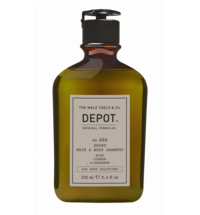 Depot No.606 SPORT HAIR & BODY SHAMPOO