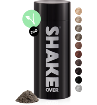 shake over® zinc-enriched hair fibers Ash blonde