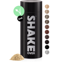 shake over® zinc-enriched hair fibers Light blonde