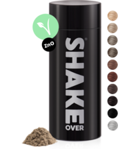 shake over® zinc-enriched hair fibers Medium blonde