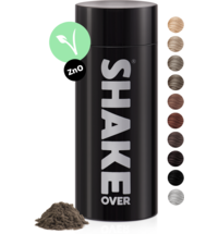 shake over® zinc-enriched hair fibers Dark blonde