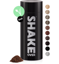 shake over® zinc-enriched hair fibers Maroon