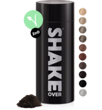 shake over® Zinc-Enriched Hair Fibers - Dark Brown