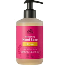 Urtekram Rose Refreshing Hand Soap