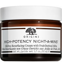 High-Potency Night-A-Mins™ Oil-Free Resurfacing Cream with Fruit-Derived AHAs