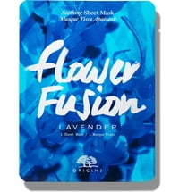 Flower Fusion™ Soothing Sheet Mask - Lavender