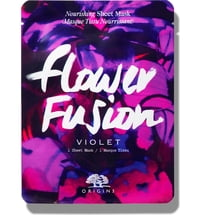 Flower Fusion™ Nourishing Sheet Mask - Violet