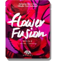 Flower Fusion™ Hydrating Sheet Mask - Rose