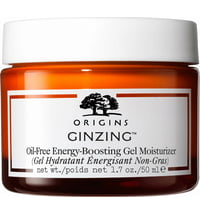 GinZing™ - Energy-Boosting Gel Moisturizer with Ginseng & Coffee
