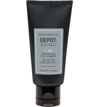 Depot NO. 802 EXFOLIATING SKIN CLEANSER