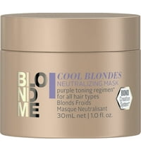 Schwarzkopf Professional BlondME COOL BLONDES Neutralizing Maske