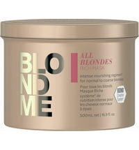 Schwarzkopf Professional BlondME ALL BLONDES RICH Maske