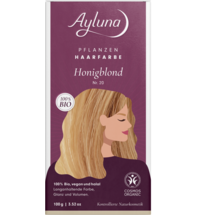 Ayluna Honey Blonde Herbal Hair Dye