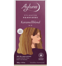Ayluna Caramel Herbal Hair Dye