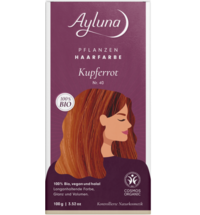 Ayluna Copper Red Herbal Hair Dye