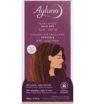 Ayluna Chilli Red Herbal Hair Dye