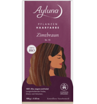 Ayluna Cinnamon Brown Herbal Hair Dye