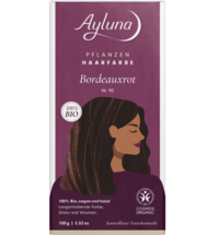 Ayluna Bordeaux Red Herbal Hair Dye
