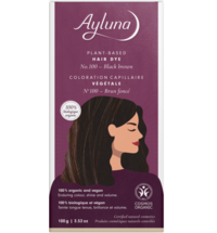 Ayluna Black-Brown Herbal Hair Dye