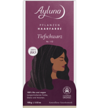 Ayluna Jet Black Herbal Hair Dye