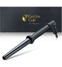 "The Black Curling Wand (18-25 mm) -25% with coupon code ""GC-25"""