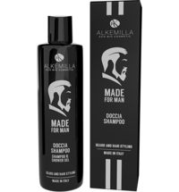 Alkemilla Made for Man Doccia Shampoo